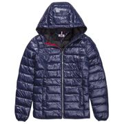 Tommy Jeans Basic Quilted Hooded
