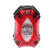 Éclairage arrière vélo - Moon - Shield 60 Rechargeable Rear Light