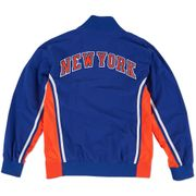 Veste d'échauffement M&N Nba Authentic Ny Knicks