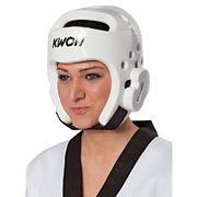 Casque taekwondo blanc kwon 40063 - KWON - (Blanc - M)
