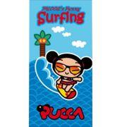 Drap de plage PUCCA Surfing - taille unique  bleu
