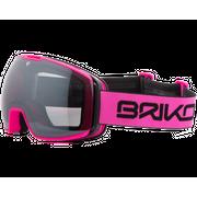 Briko Nyira 7.6 Matte Pink Grey Photochromic