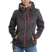 SUPERDRY Hooded Sherpa Blouson Femme