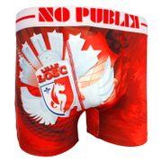 No Publik - Boxer Microfibre Enfant Losc Victory Red