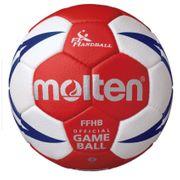 Ballon de compétition HX5001 FFHB taille 2