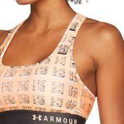 Crossback Brassière Femme Sport Orange Under Armour