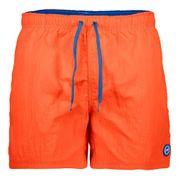 Maillot de bain CMP Nylon Shorts orange bleu