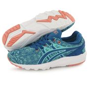 Asics Gel Kayano Trainer Evo bleu, baskets mode femme