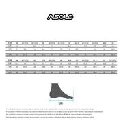 Chaussures Asolo Apex GV gris orange