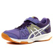 Pre Upcourt Ps Fille Chaussures Volley-ball Violet Asics