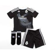2014-15 Real Madrid Adidas 3rd Survetement