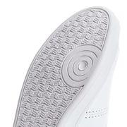 Chaussures adidas neo Advantage Clean QT blanc noir femme