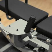 Machine abdominal avec assistance Body-Solid