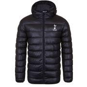 Tottenham Hotspur FC officiel - Doudoune matelassée thème football - à capuche - homme