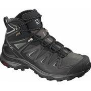 Salomon - X Ultra 3 Mid GoreTex Femmes chaussures de randonnée (noir/turquoise)