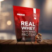 100% Real Whey Protein 400 g - Chocolat Caramel