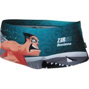 ZEROD  Swim Trunks Ravenman Shark Green