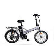 Vélo électrique UrbanCity pliable (VAE) - Noir