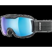 Uvex Downhill 2000 S FM Navy Mat Blue Clear Mirror