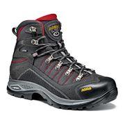 Chaussures de marche Asolo Drifter GV EVO GTX gris rouge