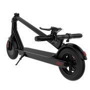 Trottinette électrique haut de gamme, scooter patinette pliable adapté aux enfants et aux adultes, Noir