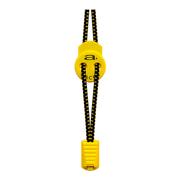 Lacets Aquaman Élastiques A-Lace noir jaune