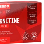 L-Carnitine 2000 20 ampoules - Ananas
