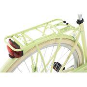 Vélo pour dame 28'' Belluno vert clair 3 vitesses TC 48 cm KS Cycling