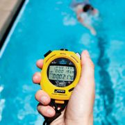 Finis Pace Clock 3 X 300m