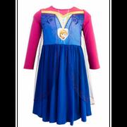 Chemise de nuit Déguisement La reine des neiges violet - 4 ans Violet