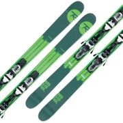 ROSSIGNOL Sprayer Ski + Xpress 10 B83 Fixations Enfants