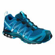 Chaussures Salomon XA PRO 3D bleu noir