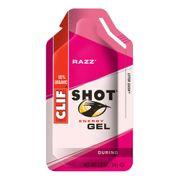Gels énergétiques Clif Bar Shot Gels framboise Razz (24 unités)