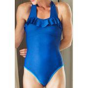 Maillot de bain 1 pièce pour prothèses mammaires