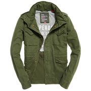 SUPERDRY Rookie Classic Military Blouson Femme