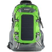 Sac à dos solaire Eceen avec batterie externe couleur - Vert clair