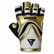 Rdx Sports Gym Glove Paper Leather S9