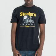 T-Shirt NFL Pittsburgh Steelers New Era Fan Pack Noir taille - XS