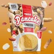 Pancake + Protein – Pancakes à l'avoine avec protéines 900 g - Beurre de Cacahuète