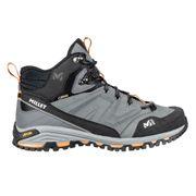 Chaussures Montantes De Randonnée Gore-tex Millet Hike Up Mid Gtx Anthracite/orange