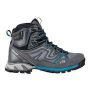Chaussures Montantes De Trekking Millet Ld High Route Mesh Aqua/dark Grey Femme