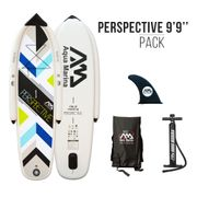 Stand Up Paddle SUP gonflable AquaMarina PERSPECTIVE - 2 chambres à air - 9'9