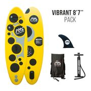 Stand Up Paddle SUP gonflable Aqua Marina VIBRANT Junior 8'7