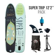 Stand Up Paddle AquaMarina gonflable SUPER TRIP 12'2
