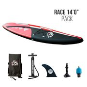 Stand Up Paddle SUP gonflable AquaMarina RACE 14'0