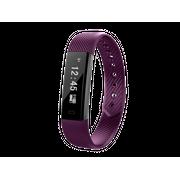Bracelet connecté sport - Edition Fitness - Violet