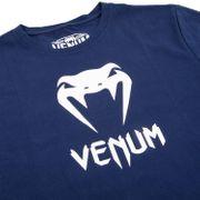T-shirt Venum classic Bleu-S--S-BLEU--------------BLEU-S