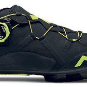 Chaussures Northwave Ghost XCM noir jaune