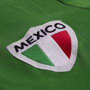 Mexico 1970's Retro Veste polyester / cotton
