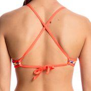 Haut de Maillot de bain Funkita Ties Down bikini Top